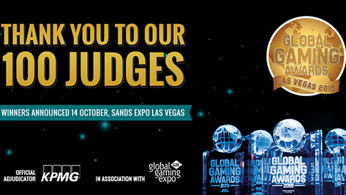 Voting open for Global Gaming Awards Las Vegas 2019