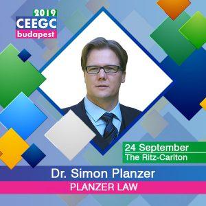 Dr. Simon Planzer - Carusel Budapest 2019