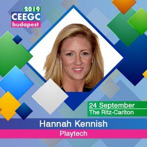 Hannah Kennish - Carusel Budapest 2019