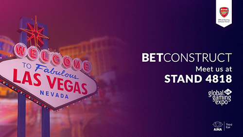BetConstruct talks sports betting at G2E Vegas