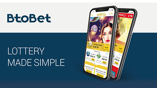 BtoBet launches new player-centric and fully customizable lottery solutions