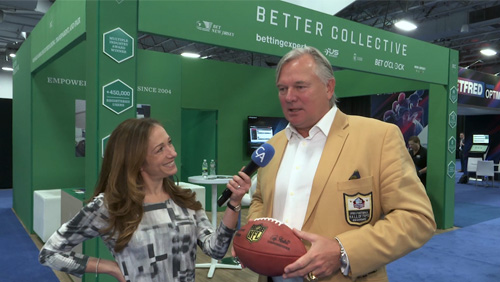 "NFL Legend Morten Andersen: gambling ""should be fun"""