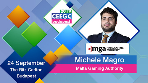 Chief Counsel of Malta Gaming Authority to take part in a fireside chat with Dr. Simon Planzer at CEEGC2019