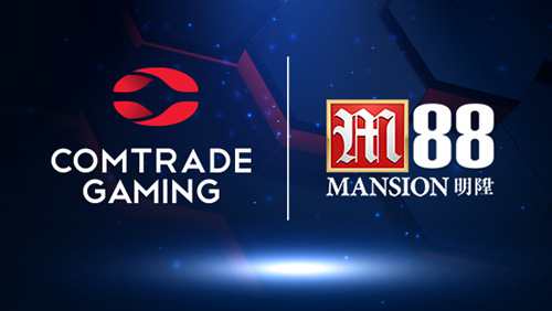 Comtrade Gaming rnters in strategic technology partnership with Mansion88