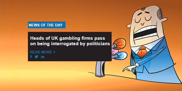 Heads of UK gambling firms pass on being interrogated by politicians