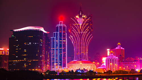 Macau gaming industry still running strong, billions in taxes given to city in 2019