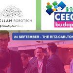 Magellan Robotech announced as General Sponsor at CEEGC2019 Budapest