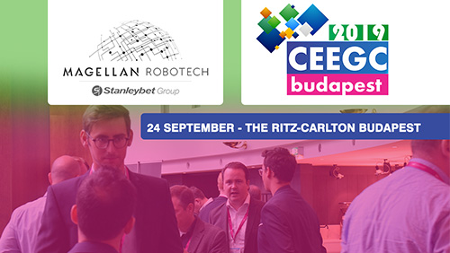 magellan-robotech-announced-as-general-sponsor-at-ceegc2019-budapest
