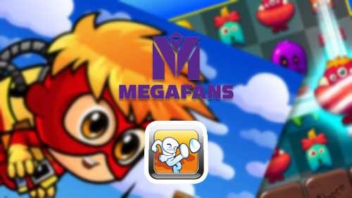MegaFans and Pebblekick announce new partnership for midcore esports game