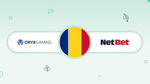 NetBet Romania takes on ORYX Gaming portfolio