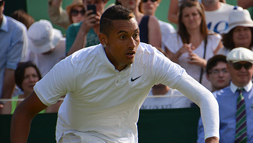 Nick Kyrgios fined $25,000 and given suspended 16-week ban