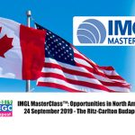 North American (USA and Canada) gambling industry opportunities discussed in the IMGL MasterClass at CEEGC2019 Budapest