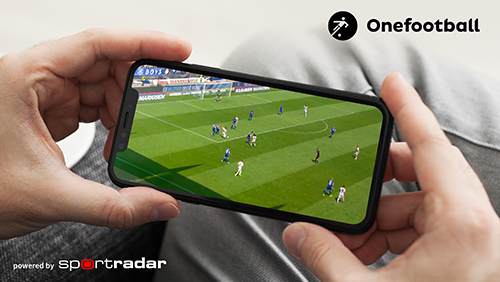 Onefootball teams up with Sportradar OTT to drive expansion into live and on-demand streaming