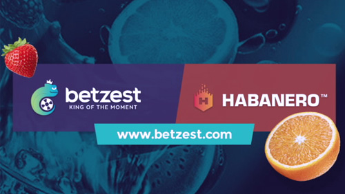 Online Sports betting and casino operator Betzest goes live with Habanero