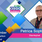 Petrica Soptelea (EEME Senior Sales & Account Manager at Magellan Robotech) to share CEE operator experience at CEEGC2019