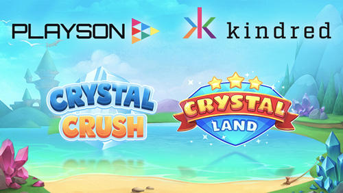 Playson goes live with Kindred Group