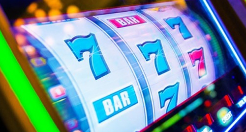 Study questions slots 'near miss' problem gambling theory
