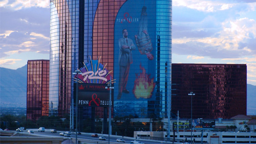 Caesars Agrees to Sell Rio Hotel-Casino for $516.3 Million