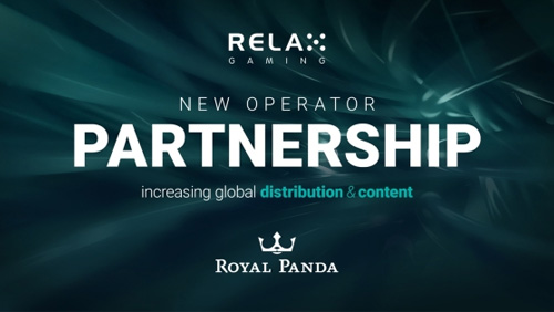 royal-panda-to-take-on-relax-gamings-slot-portfolio