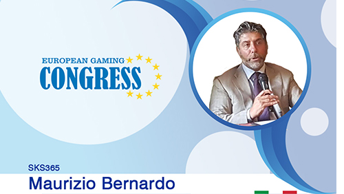 SKS365's Senior Strategic Advisor, Maurizio Bernardo, to share the operator's angle in the Italian market at EGC 2019 Milan