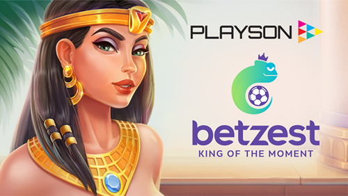 Sports betting and online casino operator Betzest integrates full suite of Playson games