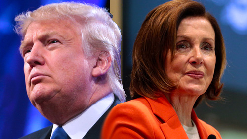 Trump impeachment odds spike with Pelosi announcement, but cool off