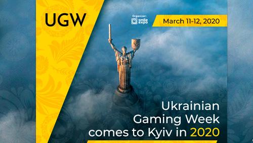 Ukraine's largest gambling event comes back! Meet Ukrainian Gaming Week 2020