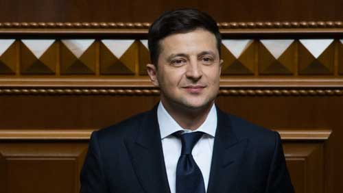 Ukrainian President demands new gambling laws this year