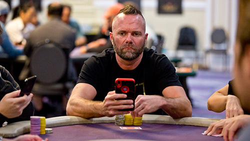WPT Legends Main Event sees Aaron Van Blarcum victorious
