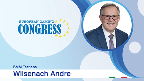 André Wilsenach (BMM Testlabs) is the guest of the Fireside Chat at EGC Milan 2019 moderated by Dr. Simon Planzer (PLANZER LAW)