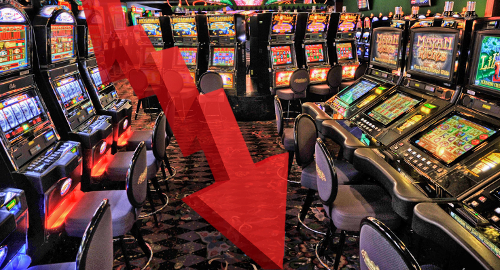 Atlantic City casino slots and table win slumps in September