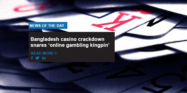 Bangladesh casino crackdown snares 'online gambling kingpin'