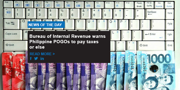 Bureau of Internal Revenue warns Philippine POGOs to pay taxes or else
