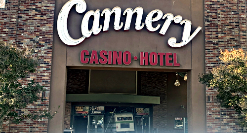 cannery-casino-woman-rv-glass-doors