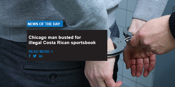 Chicago man busted for illegal Costa Rican sportsbook