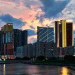 Despite flat revenue, Macau gambling investment up