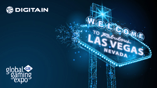 Digitain joins G2E Vegas