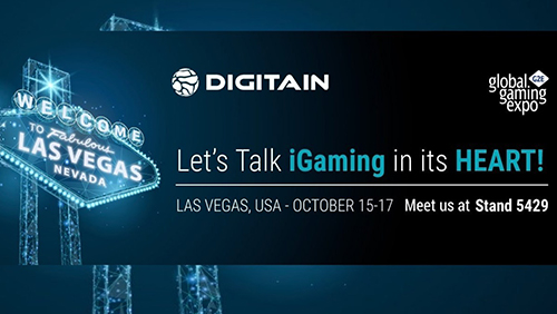 Digitain set to showcase latest US strategy and products at G2E 2019
