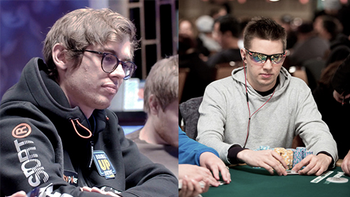 Fedor Holz and Matthias Eibinger team up to crack the Pokercode