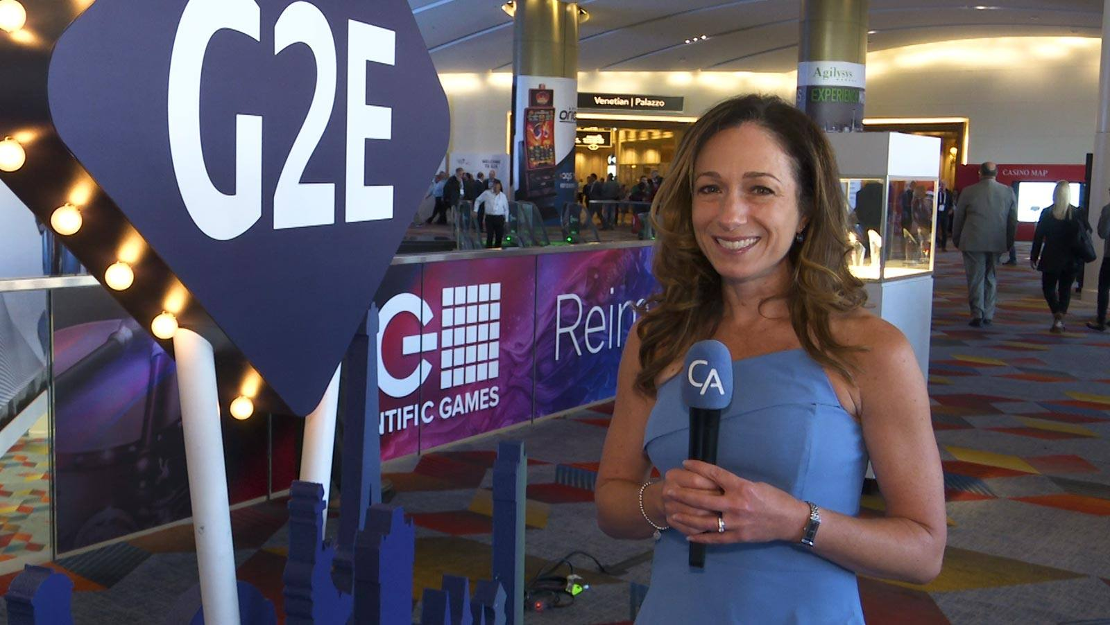 Global Gaming Expo (G2E) Day 3 recap