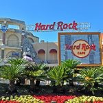 Hard Rock opens guitar-shaped venue in Florida
