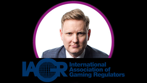 International Association of Gaming Regulators has a new leader