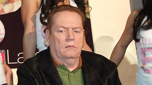 Larry Flynt to hustle his gambling ops after court win