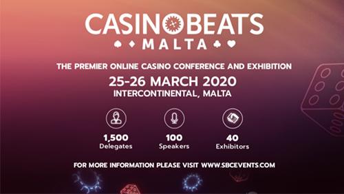 March date for CasinoBeats Malta 2020