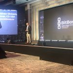 Matt Dickson talks blockchain gambling technology at CoinGeek Seoul
