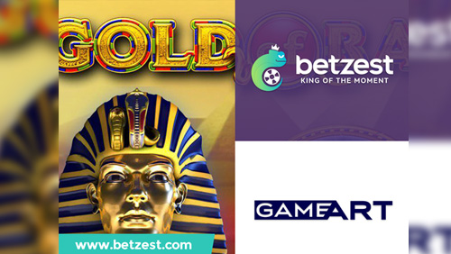 Online Casino and bookmaker BETZEST goes live with GameArt