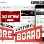 Oregon Lottery launch Scoreboard sports betting site, app