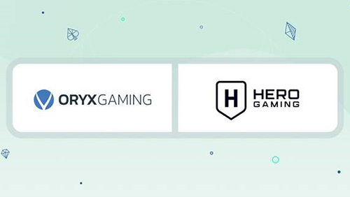 ORYX Gaming signs deal with Hero Gaming