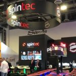 Outstanding presence of Spintec at G2E Las Vegas 2019