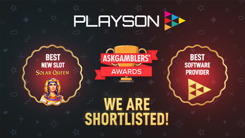 playson-shortlisted-for-two-askgamblers-awards
